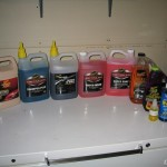 El arte de lavar un auto4
