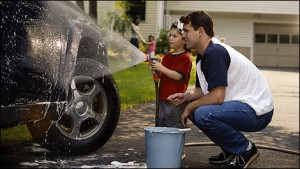 el arte de lavar un auto11